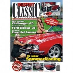 Bilsport Classic nr 6 2006