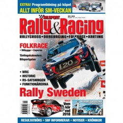 Bilsport Rally & Racing nr 3 2018
