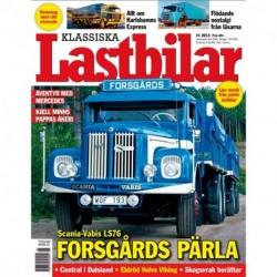 Klassiska Lastbilar nr 1 2014